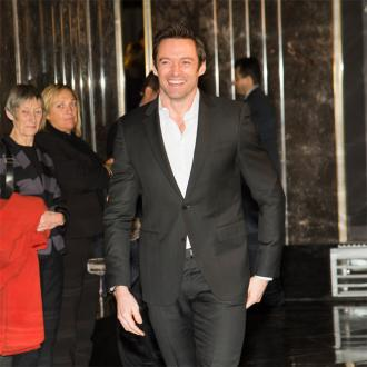 Hugh Jackman moves like a 'fish out of water'
