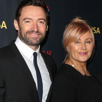 Hugh Jackman sings for wife