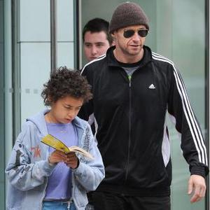 Hugh Jackman's Son Wishes His Dad Wasn't Famous