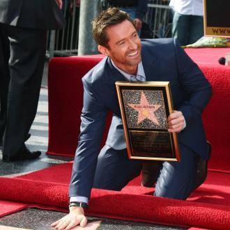 Hugh Jackman Receives Walk Of Fame Star