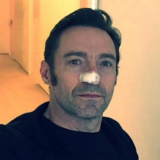 Hugh Jackman being treated for skin cancer again