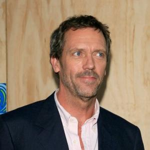 Hugh Laurie Never Has Fun