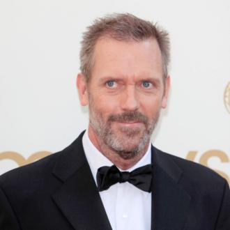 Hugh Laurie Gives In To Twitter