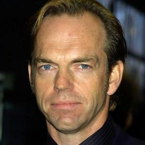 Hugo Weaving Is The Red Skull