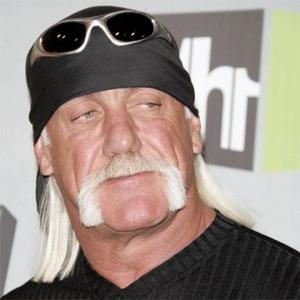Hulk Hogan Grappling With Back Pain