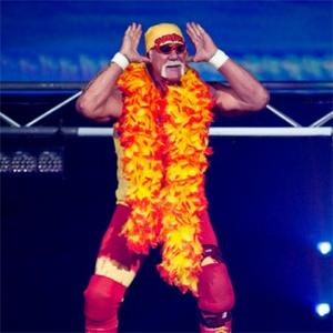 Hulk Hogan To Run Wild Over The UK