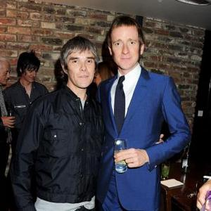 The Stone Roses Praise 'King' Bradley Wiggins