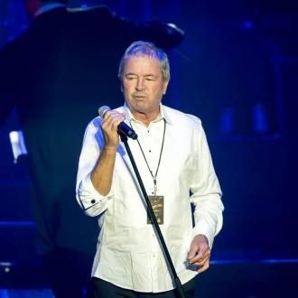 Deep Purple's Ian Gillan is a secret carpenter