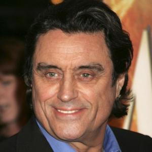 Ian Mcshane: 'Pirates Beard Was Like A Dead Cat'
