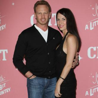Ian Ziering wants ex to get a job