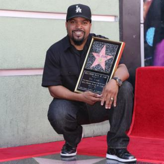 Ice Cube receives star on Hollywood Walk of Fame