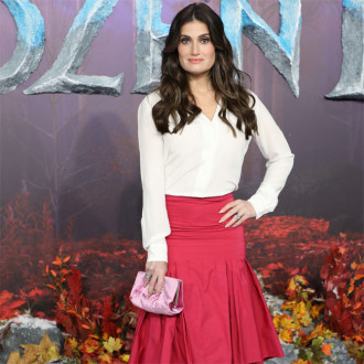 Idina Menzel and James Marsden set for Disenchanted