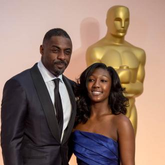 Idris Elba's daughter hasn't seen his work