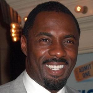 Idris Elba Pines For Kebabs