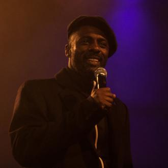 Idris Elba's surprise appearance at Skepta charity gig