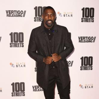 Idris Elba was egged by racists