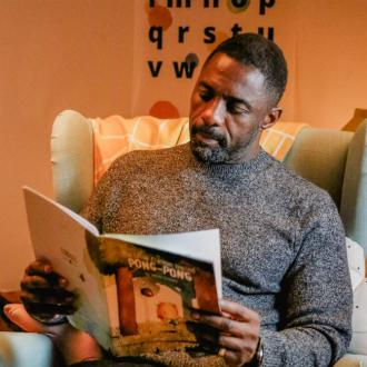 Idris Elba tackling adult illiteracy