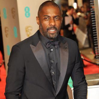 Shy Idris Elba