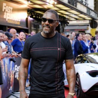 Idris Elba defied horse allergy for Concrete Cowboys
