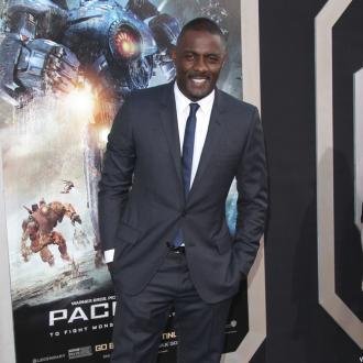 Idris Elba Dating Make-up Artist?