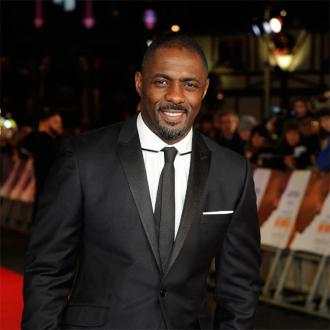 Idris Elba Feels 'In-between Places'