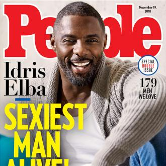 Idris Elba is People's Sexiest Man Alive