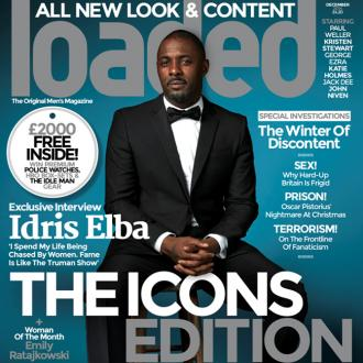 Idris Elba: Fame's Made Me Paranoid