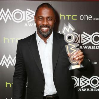Idris Elba Wins Mobo Inspiration Award