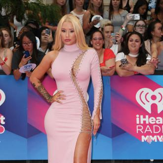 Iggy Azalea plans to go on a diet