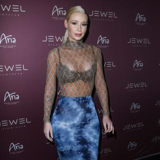 Iggy Azalea celebrates Australia Day in Sydney