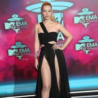 Iggy Azalea Nervous About Being Sick On Stage