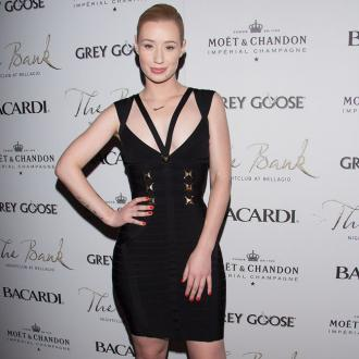 Iggy Azalea Has Girl Crush On Scarlett Johansson