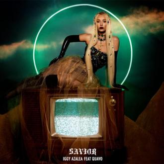 Iggy Azalea unveils new song Savior with Quavo