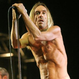 Iggy Pop designs charity guitar