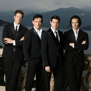 Il Divo Impress On America's Got Talent