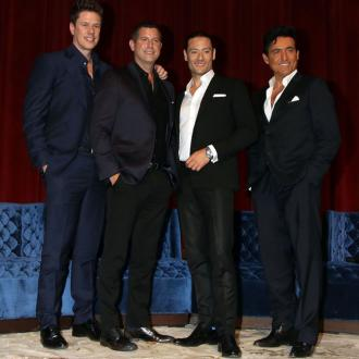 Il Divo want Ed Sheeran collaboration