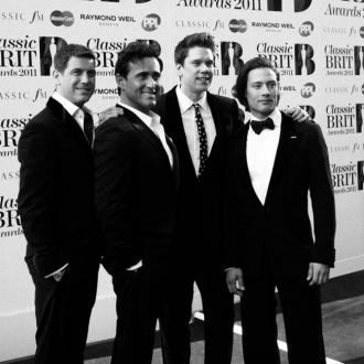 Il Divo want show with Scherzinger