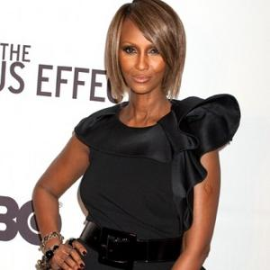 Iman Is Committed To Glamour