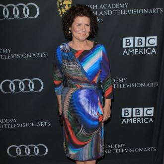 Imelda Staunton 'Chuffed' To Be In Downton Movie