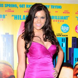 Imogen Thomas was petrified ahead of breast reduction