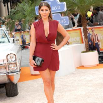 Imogen Thomas thankful for her family
