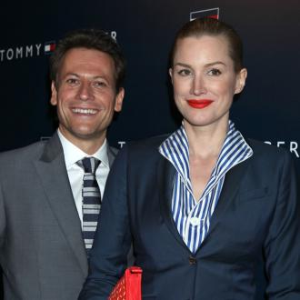 Ioan Gruffudd and Alice Evans welcome baby daughter