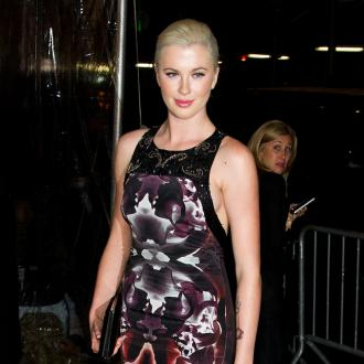 Ireland Baldwin's anxiety attacks