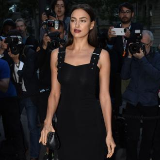 Irina Shayk felt 'insecure' about her body