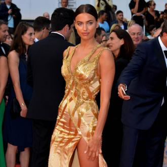 Irina Shayk's $1 pay cheque