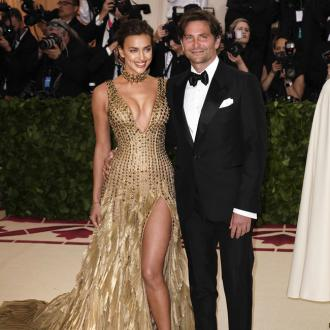 Bradley Cooper And Irina Shayk Walk The Red Carpet For The First Time