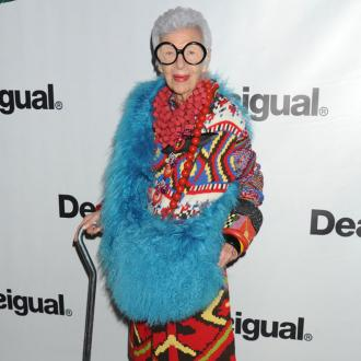 Iris Apfel Reveals Style Inspiration