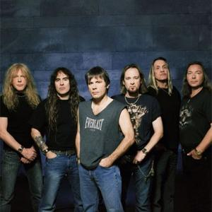 Iron Maiden Nominated For Golden God Award