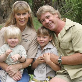 Bindi Irwin's tribute to dad