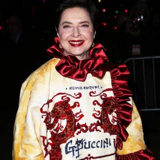 Isabella Rossellini on her return to Lancôme